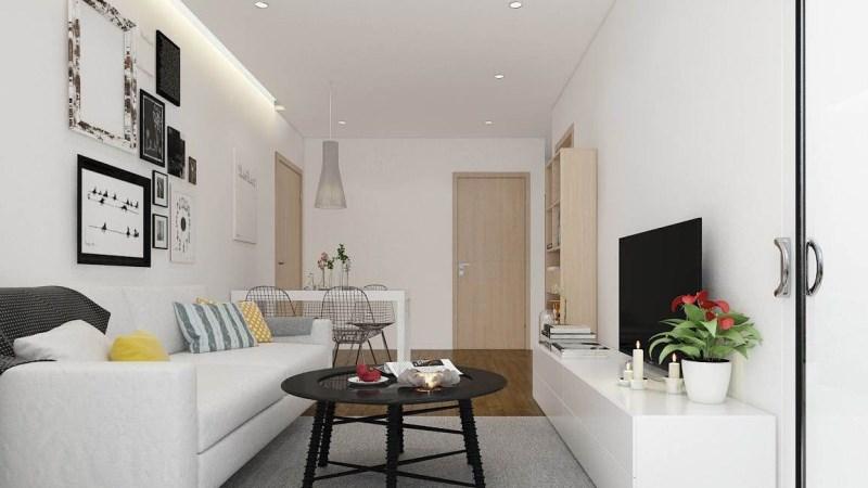 Mẹo thiết kế và thi công nội thất căn hộ nhỏ