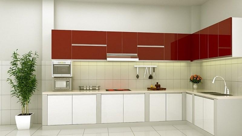 Những lưu ý khi thiết kế nội thất phòng bếp chung cư