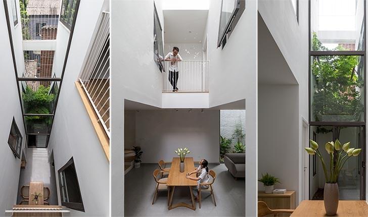 Những giải pháp khắc phục nhà thiếu ánh sáng