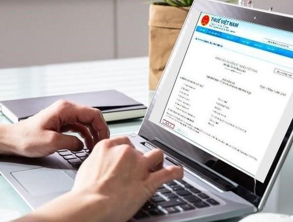 Hướng dẫn giao dịch điện tử trong lĩnh vực thuế