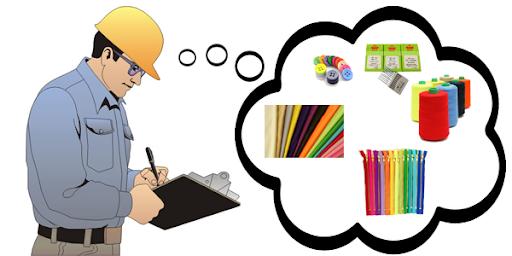 Mối quan hệ giữa cung ứng, dự trữ và sử dụng nguyên vật liệu trong quản lý tài chính doanh nghiệp