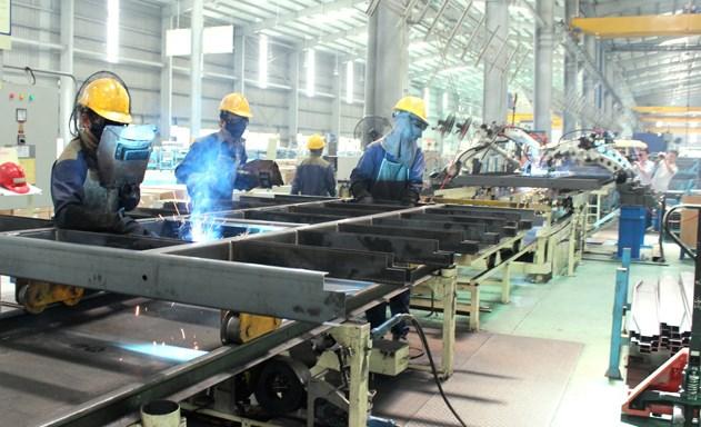 Thời cơ tốt cho lĩnh vực sản xuất