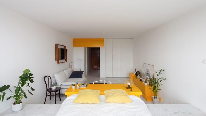 Gợi ý thiết kế căn hộ 30 m2 rộng và đẹp