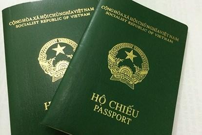 Đổi Căn cước công dân gắn chip có bắt buộc phải sửa đổi thông tin trên hộ chiếu?