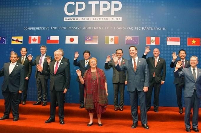 13 bộ ngành và 35 địa phương triển khai kế hoạch thực hiện CPTPP
