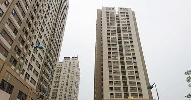Giá căn hộ tại Hà Nội đang rẻ hơn tại TP. Hồ Chí Minh 10 triệu đồng/m2