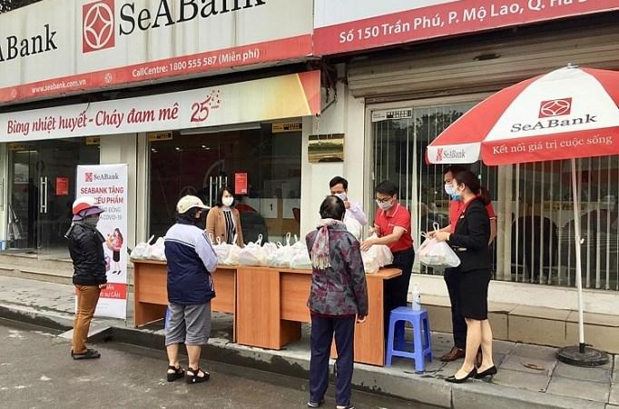 SeABank chung tay cùng cộng đồng vượt qua đại dịch Covid-19
