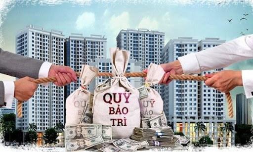 Thủ tục cưỡng chế bàn giao kinh phí bảo trì phần sở hữu chung của nhà chung cư