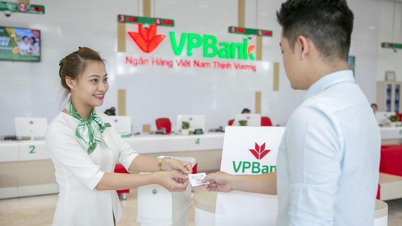 VPBank đạt hơn 7.900 tỷ đồng doanh thu trong quý I/2019