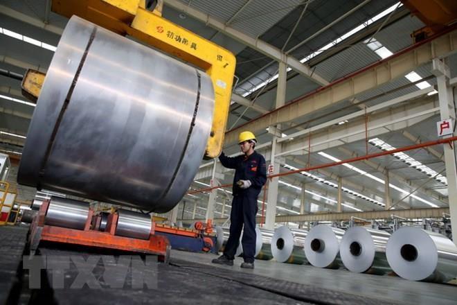 Nhôm Trung Quốc tiếp tục bị áp thuế chống bán phá giá từ ngày 25/4