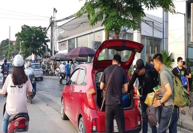 Những phương tiện nào được hoạt động lại ở Hà Nội từ 23/4?