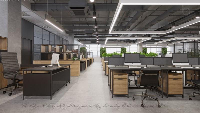 Những tiêu chí thiết kế nội thất văn phòng hoàn hảo