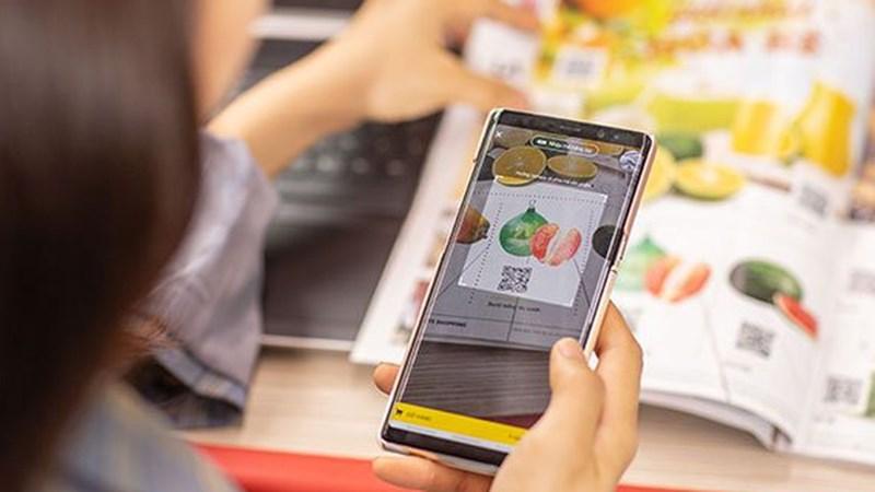 Người tiêu dùng dần chuyển sang phương thức thanh toán không tiếp xúc