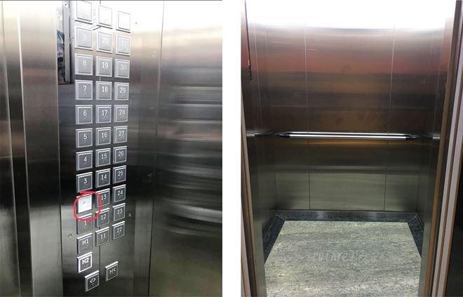 Quy chuẩn, tiêu chuẩn chung cư nhìn từ chiếc thang máy