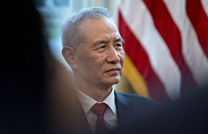 """Đàm phán thương mại với Mỹ, ông Lưu Hạc mất chức danh """"Đặc phái viên"""""""