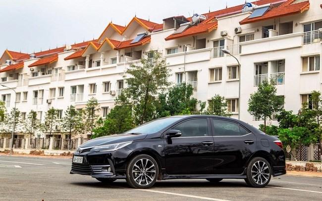Toyota triệu hồi hơn 32.000 xe tại Việt Nam