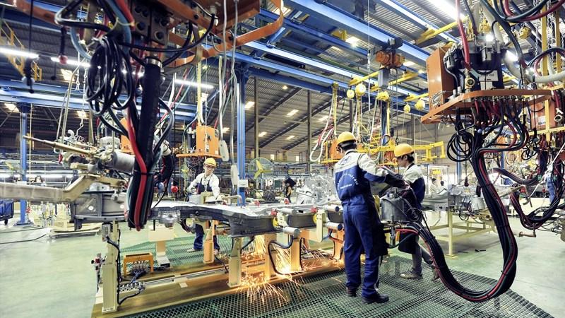 Giảm 50% lệ phí trước bạ khi đăng ký ôtô sản xuất hoặc lắp ráp trong nước