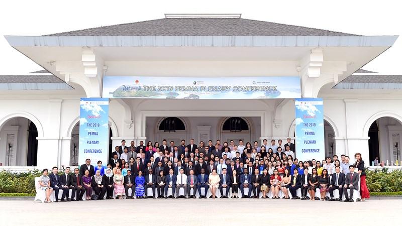 Khai mạc Hội nghị toàn thể Mạng lưới Quản lý chi tiêu công Châu Á (PEMNA) tại Việt Nam năm 2019