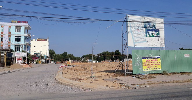 Tiền đền bù phả hơi nóng lên địa ốc Đồng Nai