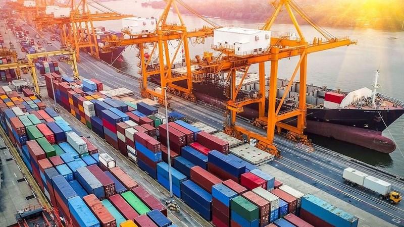 Xuất nhập khẩu hàng hóa của Việt Nam tăng 33,5% so với cùng kỳ năm 2020