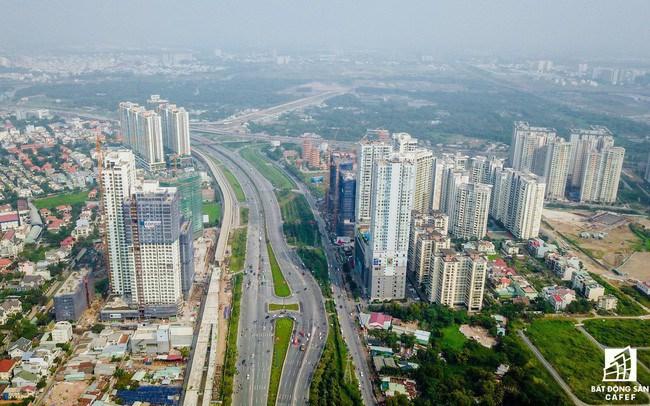 Ách tắc nguồn cung, nhiều đại gia bất động sản âm vốn