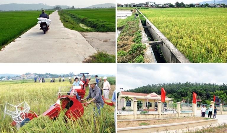 Thực hiện quy hoạch xây dựng nông thôn mới tại huyện Nguyên Bình, tỉnh Cao Bằng