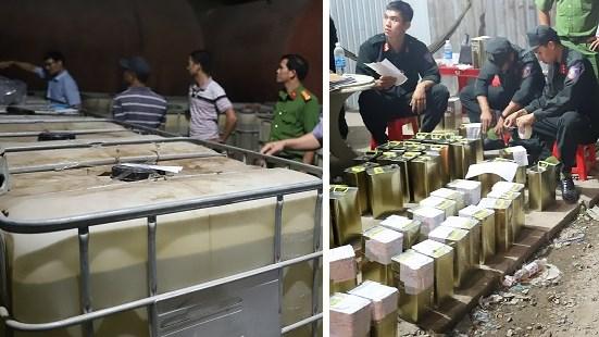 Bộ trưởng Tô Lâm thông tin về đường dây xăng giả của Trịnh Sướng