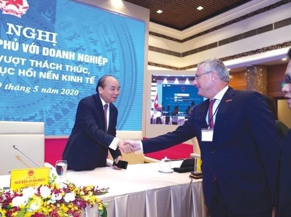 EuroCham: Sẵn sàng hỗ trợ Việt Nam cùng