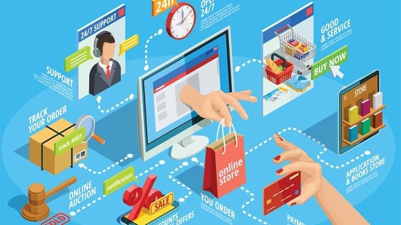 Sàn giao dịch thương mại điện tử phải cung cấp thông tin cho cơ quan thuế