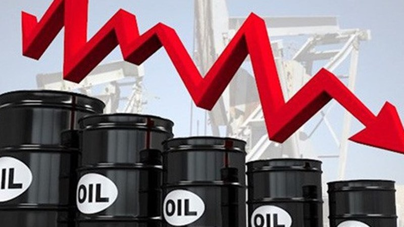 Lo ngại về kinh tế thế giới gia tăng, giá dầu giảm hơn 1%
