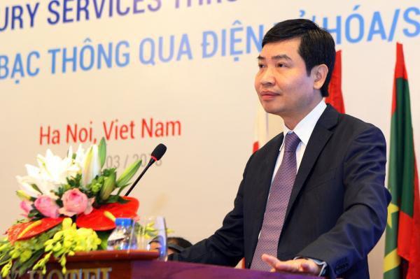 Thứ trưởng Tạ Anh Tuấn là thành viên Ban Chỉ đạo cải cách hành chính của Chính phủ