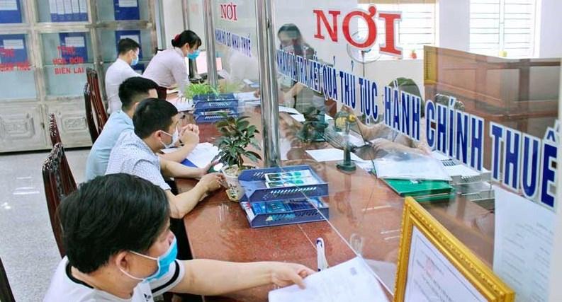Cục Thuế Ninh Bình: 11 khoản thu đạt từ 50% trở lên so với dự toán trong nửa đầu năm