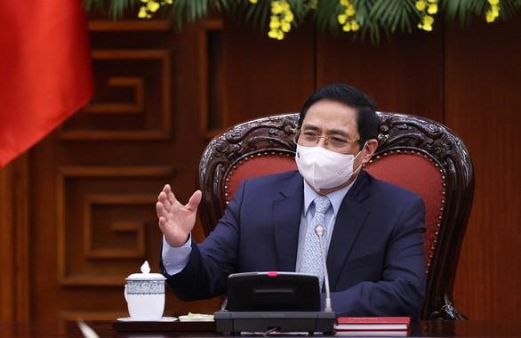 Thủ tướng Phạm Minh Chính: Chống tiêu cực, lợi ích nhóm trong mua sắm sinh phẩm, vắc xin