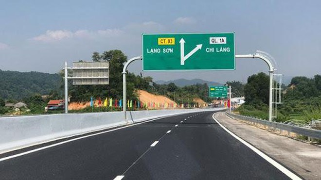Thành lập Hội đồng thẩm định Báo cáo điều chỉnh chủ trương đầu tư cao tốc Bắc Giang-Lạng Sơn