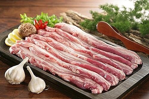 Dịch tả lợn châu Phi khiến giá thịt heo nhập khẩu tăng cao