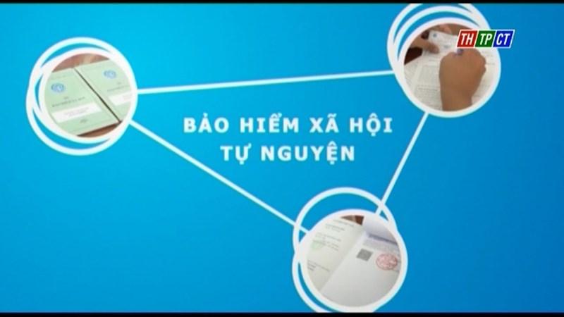 Đóng bảo hiểm xã hội tự nguyện qua Cổng Dịch vụ công quốc gia