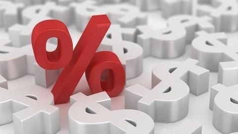 Lãi suất tiếp tục giảm trên 2 thị trường