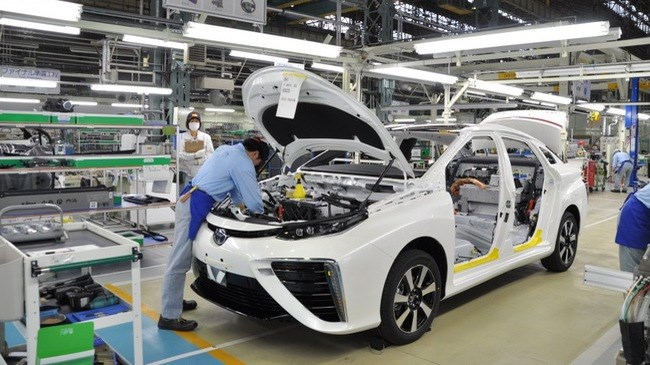 Phát triển công nghiệp hỗ trợ ngành ô tô: Thực trạng và giải pháp