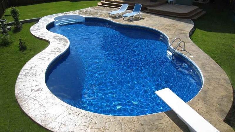 Những lưu ý khi xây dựng bể bơi gia đình