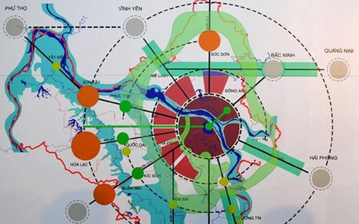 Quy hoạch 5 đô thị vệ tinh vẫn chỉ trên giấy