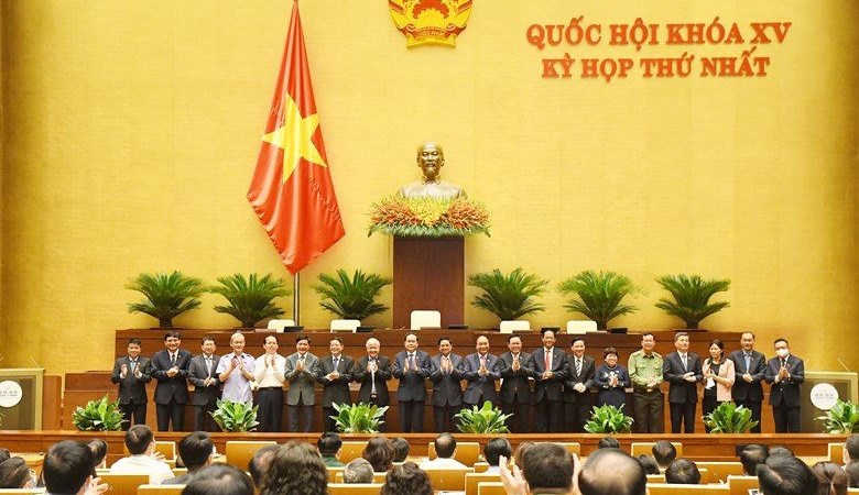 Kiện toàn 13 chức danh khối Quốc hội