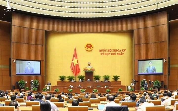 Đề xuất giữ nguyên cơ cấu tổ chức của Chính phủ nhiệm kỳ Quốc hội Khóa XV