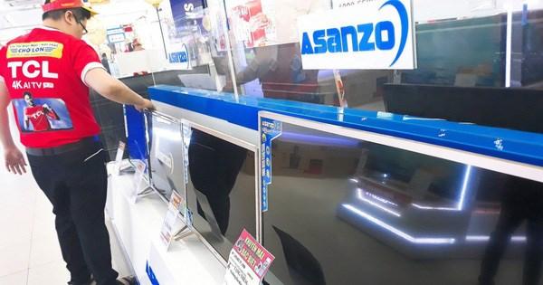 Tổng cục Hải quan ban hành 27 quyết định kiểm tra các doanh nghiệp liên quan đến Asanzo