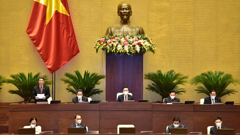 Đại biểu Quốc hội đóng góp nhiều ý kiến quan trọng cho dự thảo Nghị quyết Kỳ họp