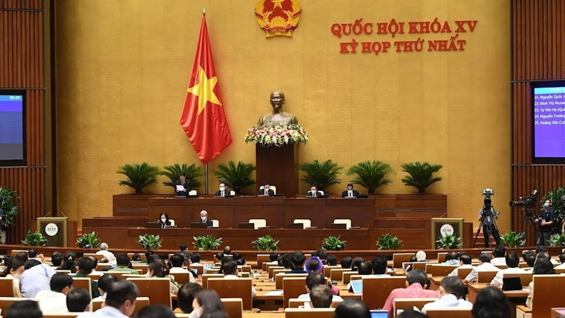 Quốc hội quyết nghị chỉ tiêu tăng trưởng giai đoạn 2021-2025 ở mức 6,5-7%