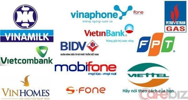 10 thương hiệu dẫn đầu Việt Nam trị giá gần 7 tỷ USD