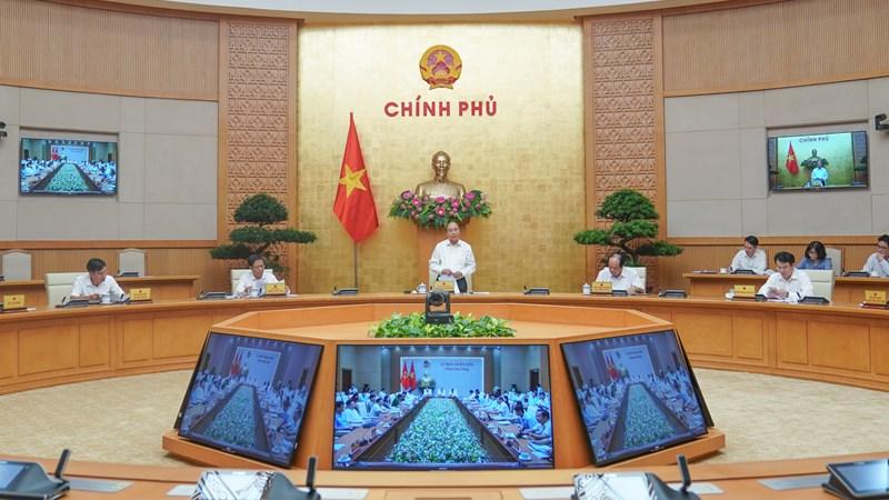 Thủ tướng hoan nghênh tỉnh Phú Thọ cam kết giải ngân 100% vốn đầu tư công năm 2020