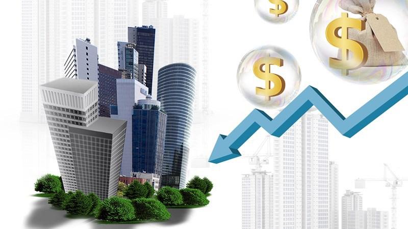"""60.000 tỷ đồng trái phiếu bất động sản được """"treo"""" vào cổ phiếu: Lo ngại """"bong bóng tài sản"""""""