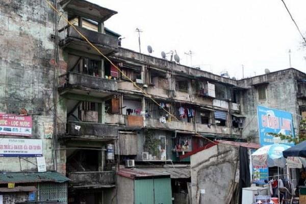Mua chung cư cũ chờ cải tạo: Người mua cần tỉnh táo