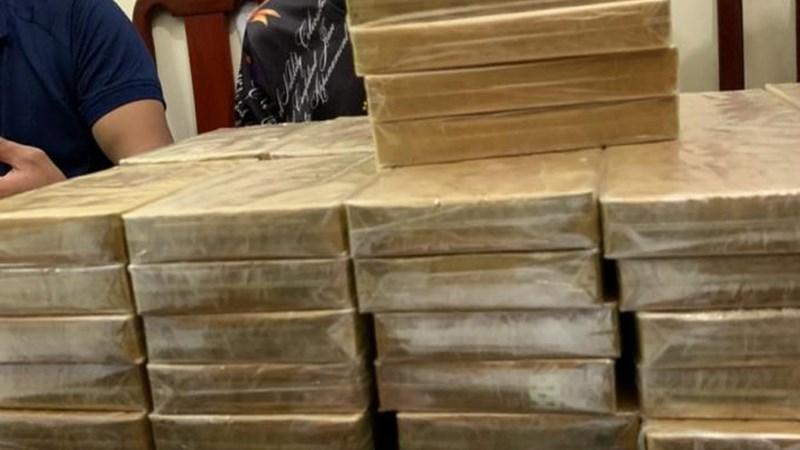 Hoạt động buôn bán, vận chuyển trái phép chất ma túy có chiều hướng tăng so với tháng trước